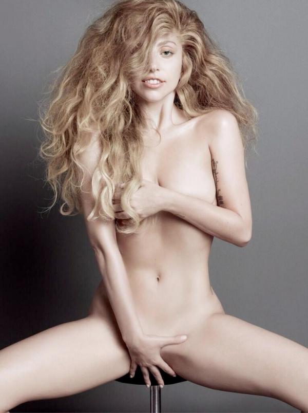 lady gaga nude naked v magazine artpop 2013 full size