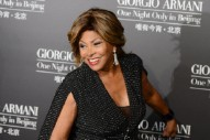 Tina Turner Celebrates New Marriage In Switzerland