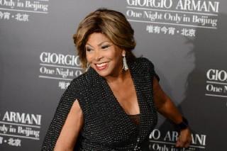 Tina Turner Celebrates New Marriage In Switzerland