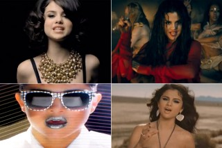 "Selena Gomez's 5 Best Music Videos, From ""Naturally"" To ""Come & Get It"""