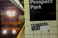 """Holy Ghost!'s """"Teenagers In Heat"""" Gets Rad NYC-Themed Lyric Video: Watch"""