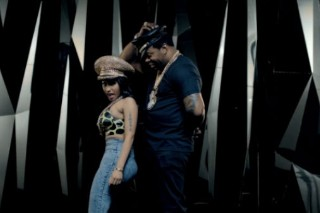 "Nicki Minaj Twerks It Out In Busta Rhymes' ""#TwerkIt"" Music Video"