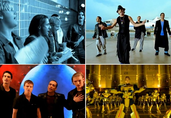 backstreet boys videos trl total request live i want it that way