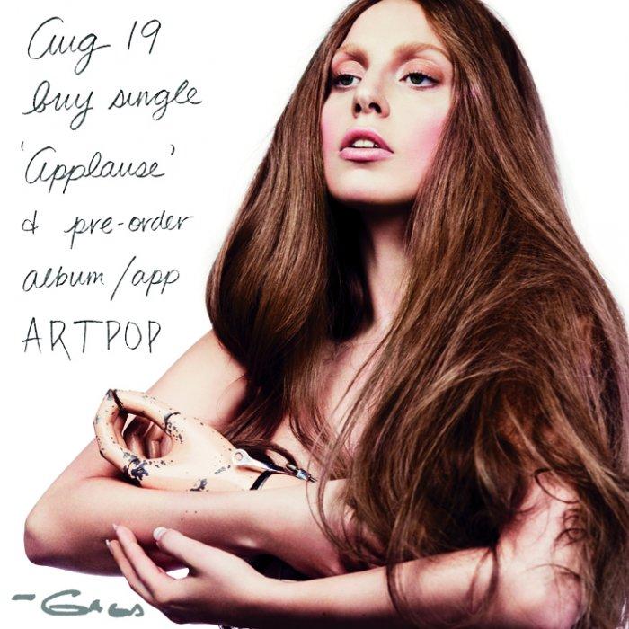 artpop promo photo