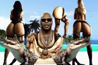 """Flo Rida & Pitbull's """"Can't Believe It"""" Video: It's Real, It's Here, It Can't Be Stopped"""