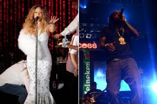 Mariah Carey Working On A Track With Wale & Jermaine Dupri