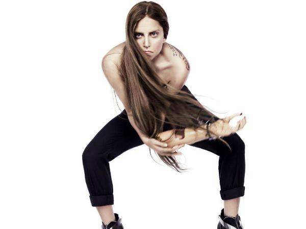 lady gaga artpop arm photo