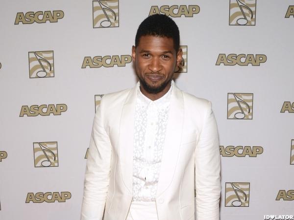 usher-white-suit