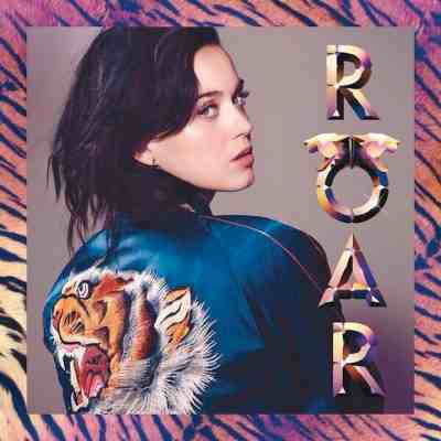katy perry roar prism single art cover