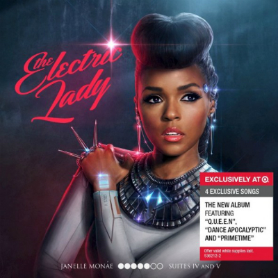 janelle monae electric lady cover artwork