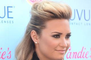 Demi Lovato Will Play Naya Rivera's Love Interest On 'Glee'