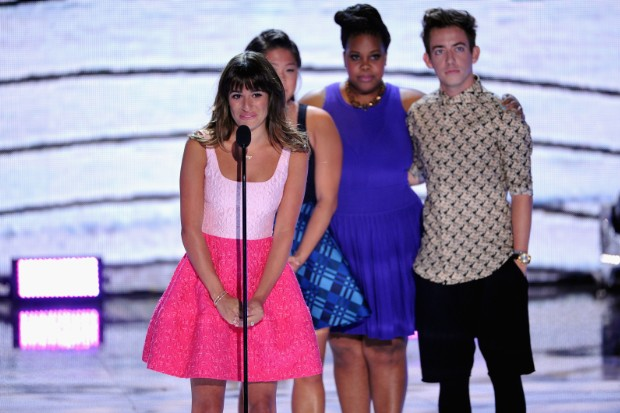 lea michele teen choice awards 2013