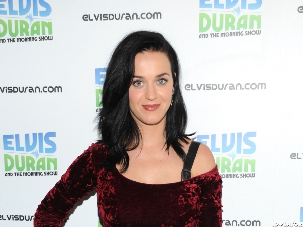 "Katy Perry Visits ""The Elvis Duran Z100 Morning Show"""