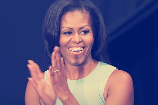 Michelle Obama Is Releasing A Hip-Hop Album (Kind Of): Morning Mix
