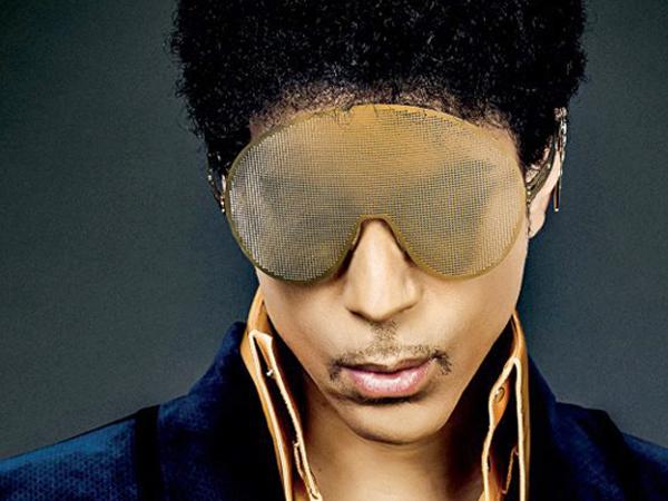 prince tweets selfie