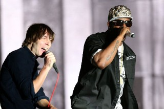 "Hear R. Kelly On Phoenix's ""Trying To Be Cool"" Remix"