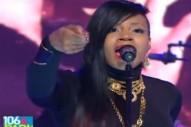 "Fantasia & Missy Elliott Perform ""Without Me"" On '106 & Park': Watch"