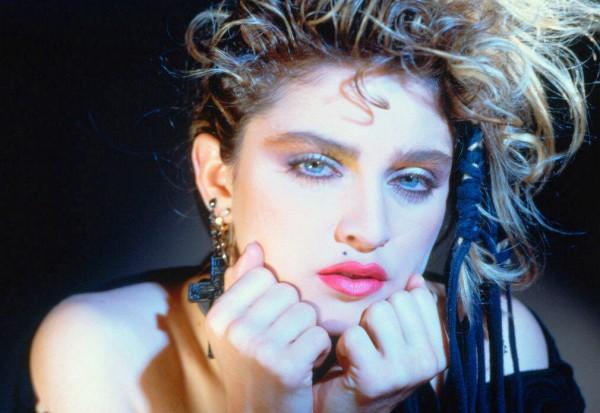 madonna 1980s iconic