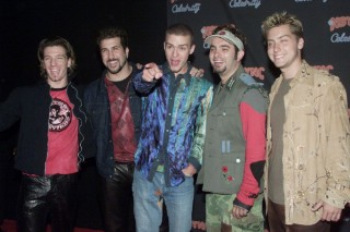 Lance Bass Plays Coy About The *NSYNC MTV Video Music Awards Reunion Rumor