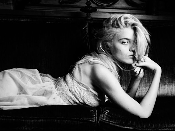 Sky Ferreira Gets Sexy For 'Saint Laurent'