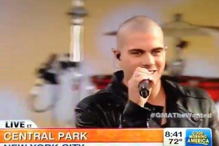 The Wanted Own The Night And Breakfast Television: Watch All 4 'GMA' Performances