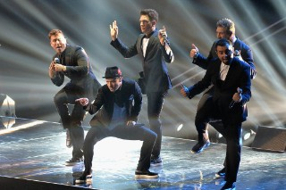 2013 MTV Video Music Awards: Watch Justin Timberlake Perform Every Song Ever & Reunite With *NSYNC