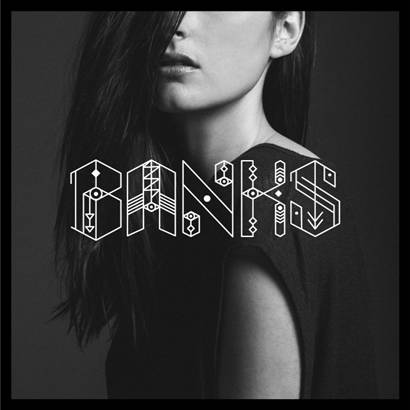 banks london ep artwork