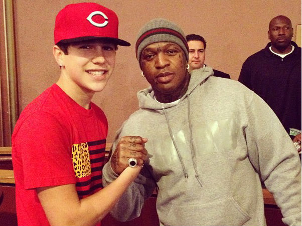 Young Money 2013 Members Austin Mahone Becomes ...