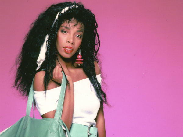 donna summer classic promo photo