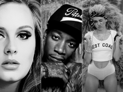 Wiz Khalifa's New Album 'Blacc Hollywood' Could Feature Collaborations With Miley Cyrus And Adele