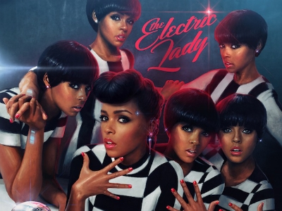 Stream Janelle Monae's Sprawling 'The Electric Lady'