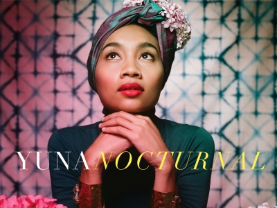 Yuna Unveils 'Nocturnal' Album Cover: See Her Floral-Themed Artwork