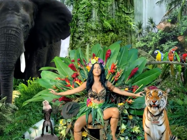 Queen Of The Jungle And Itunes