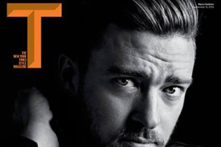 Justin Timberlake Brings Sexy Back To 'The New York Times Style Magazine' Cover