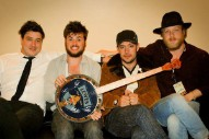 "Mumford & Sons' Winston Marshall (Jokingly?) Says The Band Broke Up, Adds ""F*ck The Banjo"""