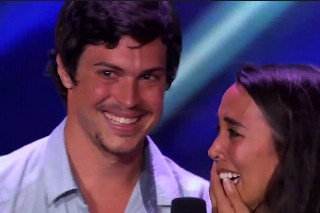 "'The X Factor': Britney Spears' ""Toxic"" Covered By Cute Couple Alex And Sierra"
