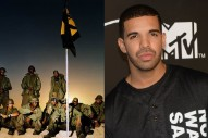 "Wu-Tang Clan Recorded A Remix Of Drake's ""Wu-Tang Forever"""