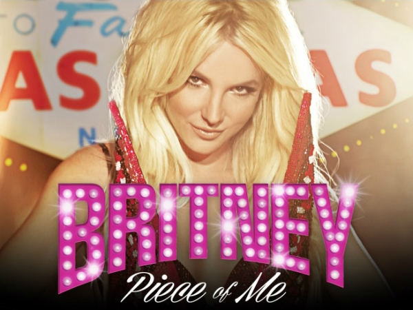 britney piece of me vegas