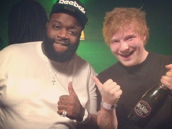 ed sheeran rick ross