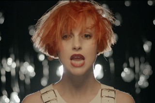 "Hayley Williams Whips Her Hair In Zedd's Flashy ""Stay The Night"" Video: Watch"