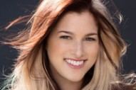 "Cassadee Pope Gets Bubbly On New Single ""Champagne"": Listen"