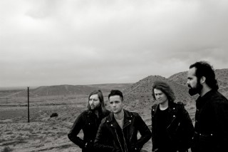 "The Killers Have Some Choice Words For American Pop Music: It's ""Retarded"""