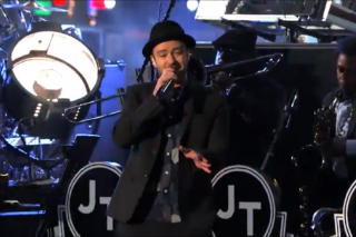 "Justin Timberlake Performs ""TKO,"" ""Take Back The Night"" & More On 'Jimmy Kimmel Live': Watch"
