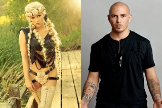 """Ke$ha And Pitbull Join Forces On Future Classic """"Timber"""""""