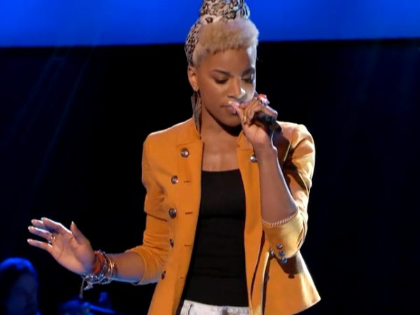 ashley dubose rihanna diamonds the voice season 5 2013