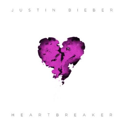 justin bieber heartbreaker artwork