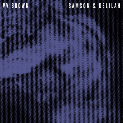v v brown samson delilah cover