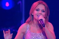 "Geri Halliwell Salvages Spice Pride With Fabulous Live Debut Of ""Half Of Me"": Watch"