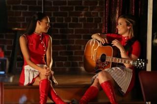 'Glee' Recap: Demi Lovato Makes Her Debut As Santana's Love Interest Dani
