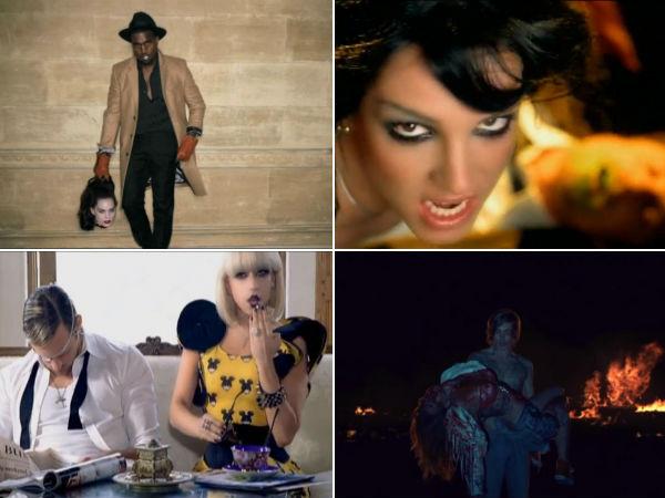 Idolator Halloween: The 12 Most Murderous Music Videos In Pop History